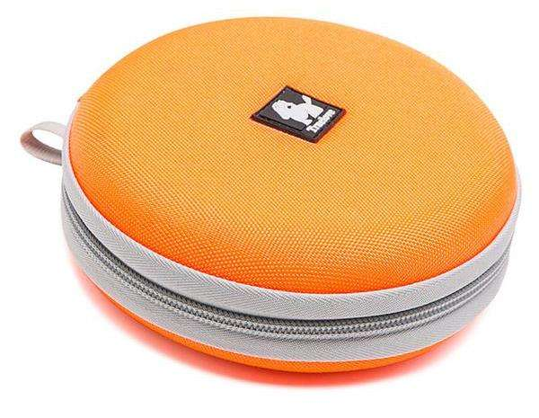 Charlie Buddy - Hand picked products for your dogs and cats-2-in-1 Foldable Pet Bowl-orange
