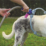 Charlie Buddy - Hand picked products for your dogs and cats-360-Degree Pet Shower Kit