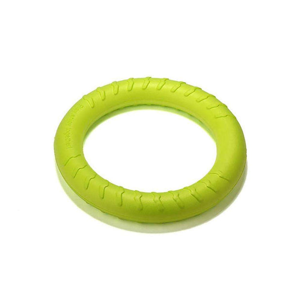 Charlie Buddy - Hand picked products for your dogs and cats-Anti-Bite Training Ring-Green