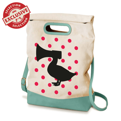 Charlie Buddy - Hand picked products for your dogs and cats-Backpack - The Polka Duck