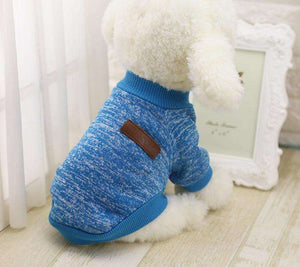 Charlie Buddy - Hand picked products for your dogs and cats-Classic Warm Dog Sweater