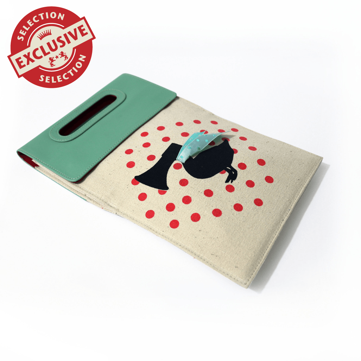 Charlie Buddy - Hand picked products for your dogs and cats-Clutch - The Polka Duck