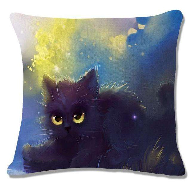Charlie Buddy - Hand picked products for your dogs and cats-Cool Designs Throw Pillowcase-18