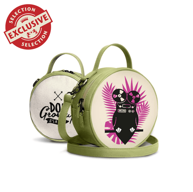 Charlie Buddy - Hand picked products for your dogs and cats-Crossbag - The Groovy Owl
