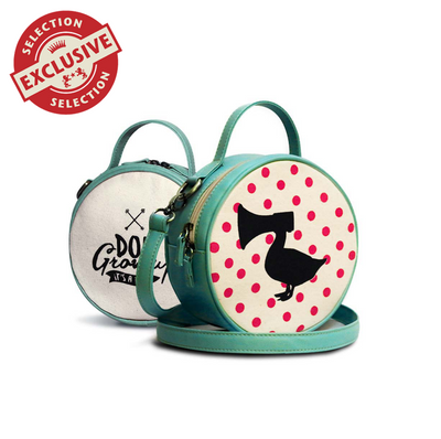 Charlie Buddy - Hand picked products for your dogs and cats-Crossbag - The Polka Duck