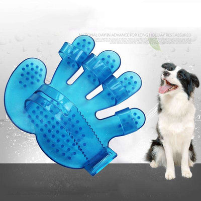 Charlie Buddy - Hand picked products for your dogs and cats-Deshedding Bath Brush Glove