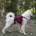 Charlie Buddy - Hand picked products for your dogs and cats-Dog Backpack Saddle