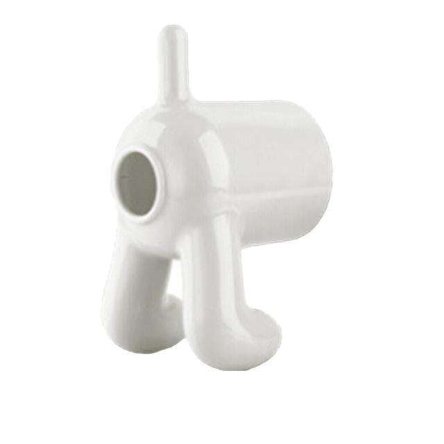 Charlie Buddy - Hand picked products for your dogs and cats-Dog Butt Toilet Paper Dispenser-White
