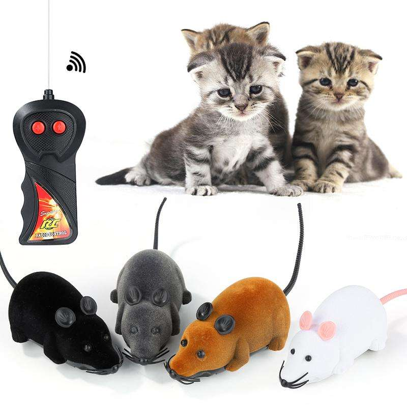 Charlie Buddy - Hand picked products for your dogs and cats-Electronic Mouse Toy