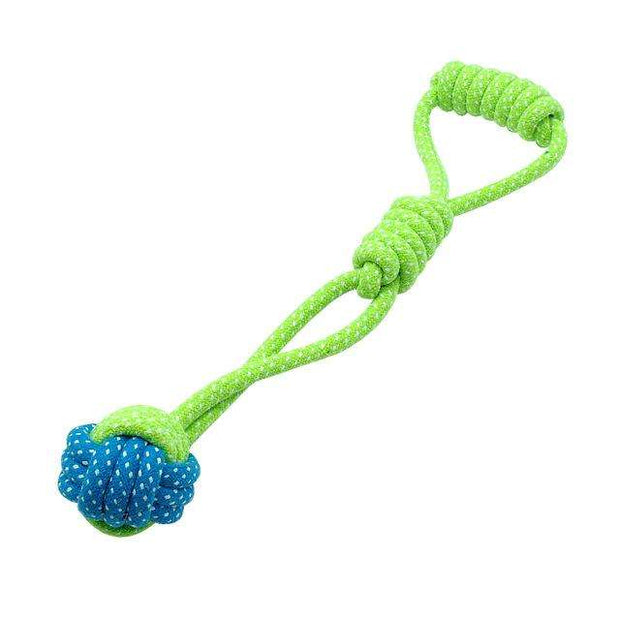 Charlie Buddy - Hand picked products for your dogs and cats-Knotted Cotton Dog Toys-Tug of War 3
