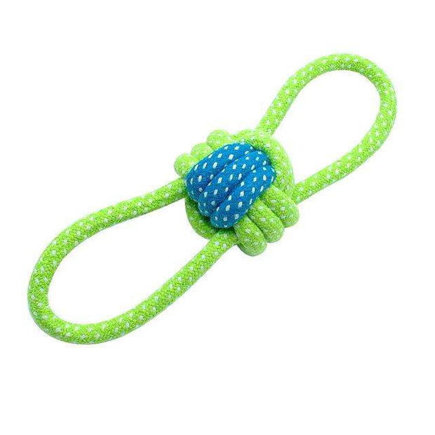 Charlie Buddy - Hand picked products for your dogs and cats-Knotted Cotton Dog Toys-Tug of War