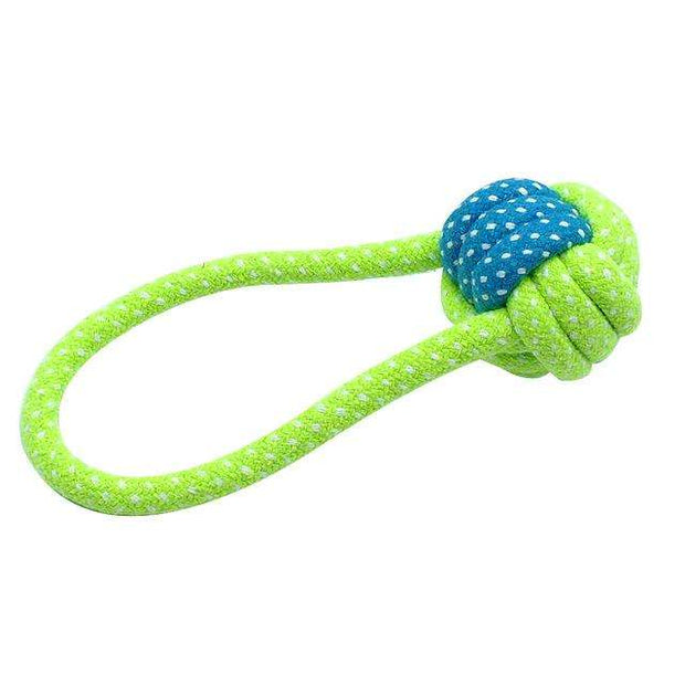 Charlie Buddy - Hand picked products for your dogs and cats-Knotted Cotton Dog Toys-Tug of War 2