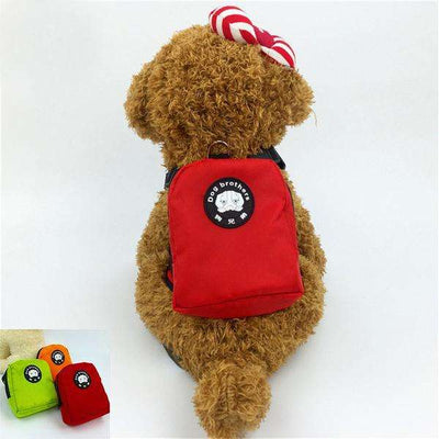 Charlie Buddy - Hand picked products for your dogs and cats-Little Dog Back Pack