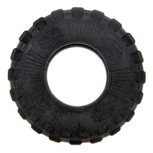 Charlie Buddy - Hand picked products for your dogs and cats-Mighty Wheel Indestructible Chew Toy-Small 4""