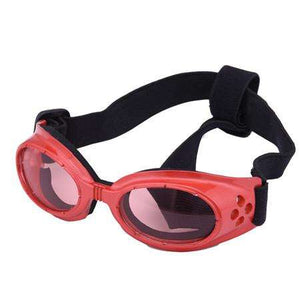 Charlie Buddy - Hand picked products for your dogs and cats-New Design Dog Sunglasses-Red