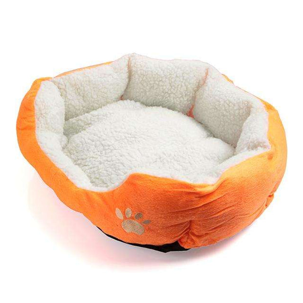 Charlie Buddy - Hand picked products for your dogs and cats-Pet Mini Bed-Yellow