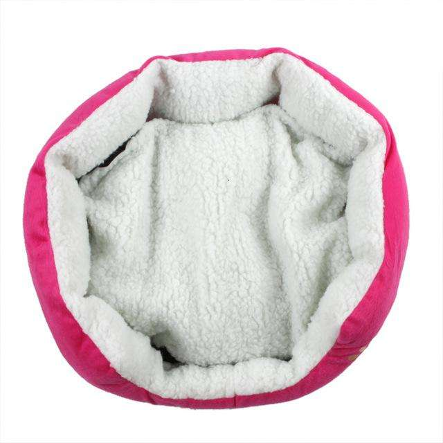 Charlie Buddy - Hand picked products for your dogs and cats-Pet Mini Bed-Pink