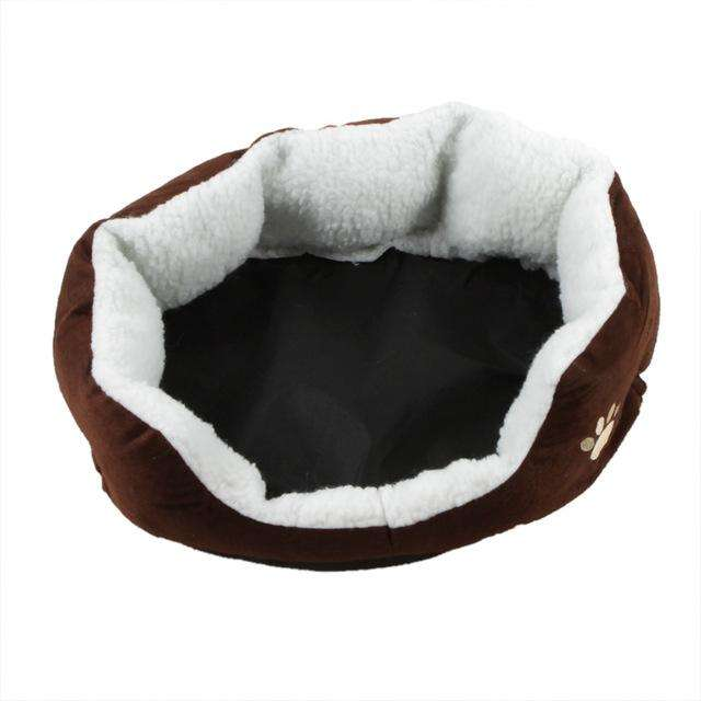 Charlie Buddy - Hand picked products for your dogs and cats-Pet Mini Bed-Brown
