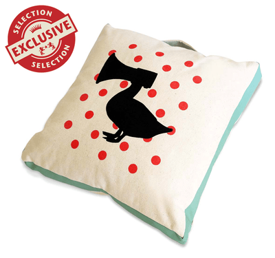 Charlie Buddy - Hand picked products for your dogs and cats-Pillow - The Polka Duck