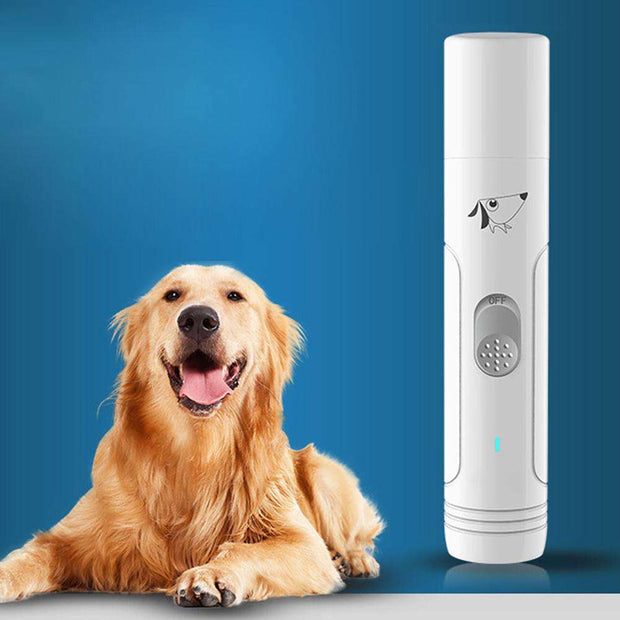 Charlie Buddy - Hand picked products for your dogs and cats-Rechargeable Dog/Cat Nail Trimmer