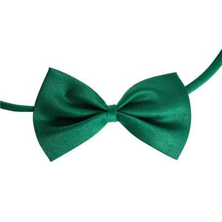Charlie Buddy - Hand picked products for your dogs and cats-Super Cute Bow Tie Collar-Dark Green