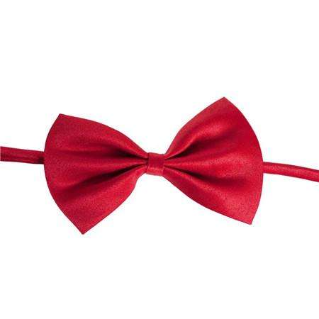 Charlie Buddy - Hand picked products for your dogs and cats-Super Cute Bow Tie Collar-Dark Red