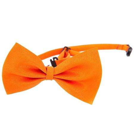 Charlie Buddy - Hand picked products for your dogs and cats-Super Cute Bow Tie Collar-Orange