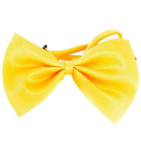 Charlie Buddy - Hand picked products for your dogs and cats-Super Cute Bow Tie Collar-Yellow