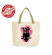Charlie Buddy - Hand picked products for your dogs and cats-Tote Bag - The Groovy Owl