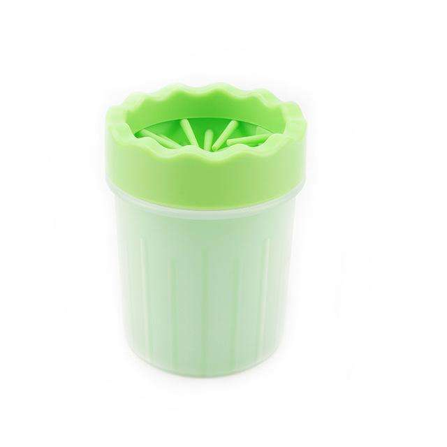 Charlie Buddy - Hand picked products for your dogs and cats-Ultimate Pet Paw Washer-Light Green / S