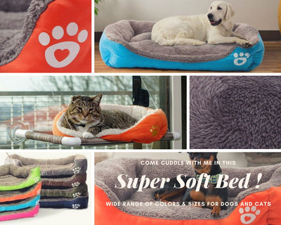 Super Soft Bed for Dogs & Cats