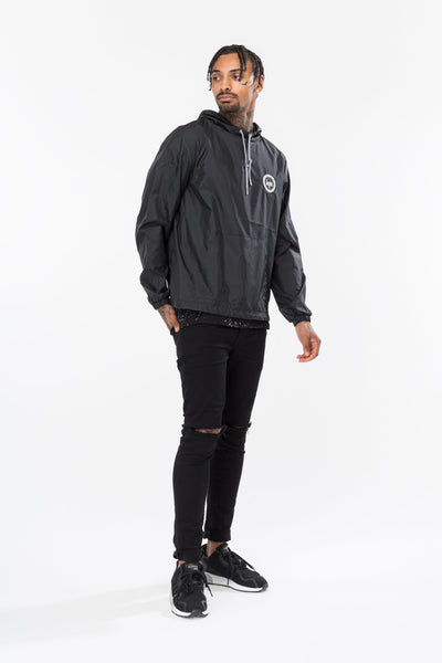 HYPE Men's Pullover Jacket