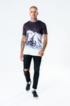 HYPE MEN´S MARBLE FADE  T-SHIRT