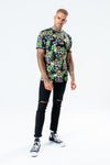 HYPE MEN´S DISTY FLORAL T-SHIRT
