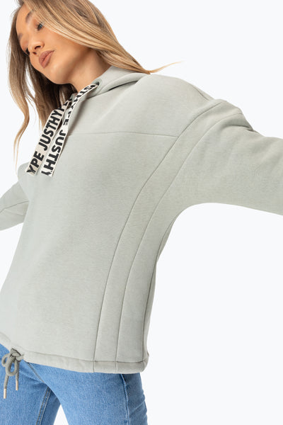 HYPE WOMEN´S MINT XL PULLOVER HOODIE