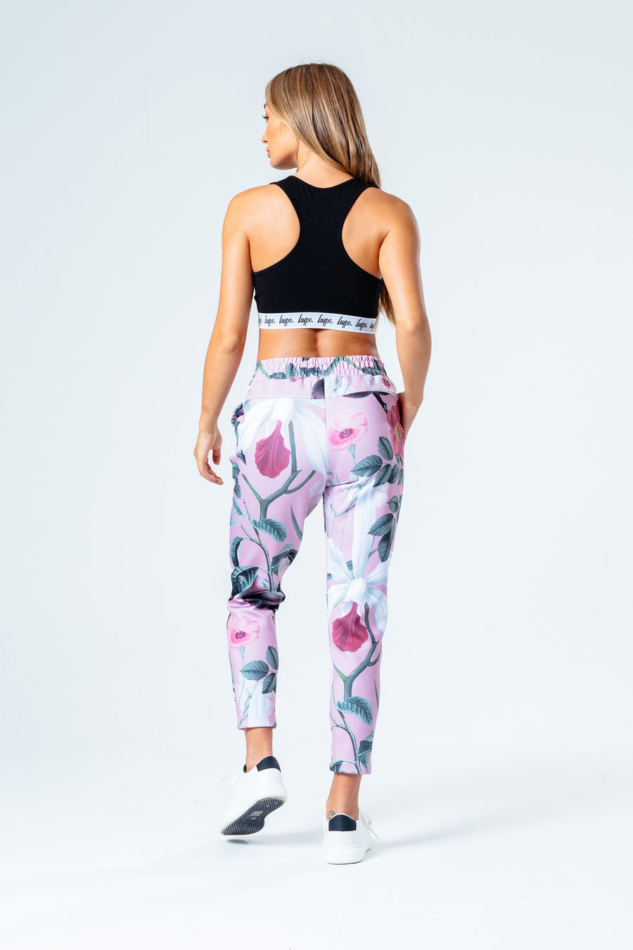 HYPE WOMEN´S PINK BLUSH JOGGERS