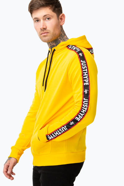 HYPE MEN'S ZIP UP HOODIE JH RACE