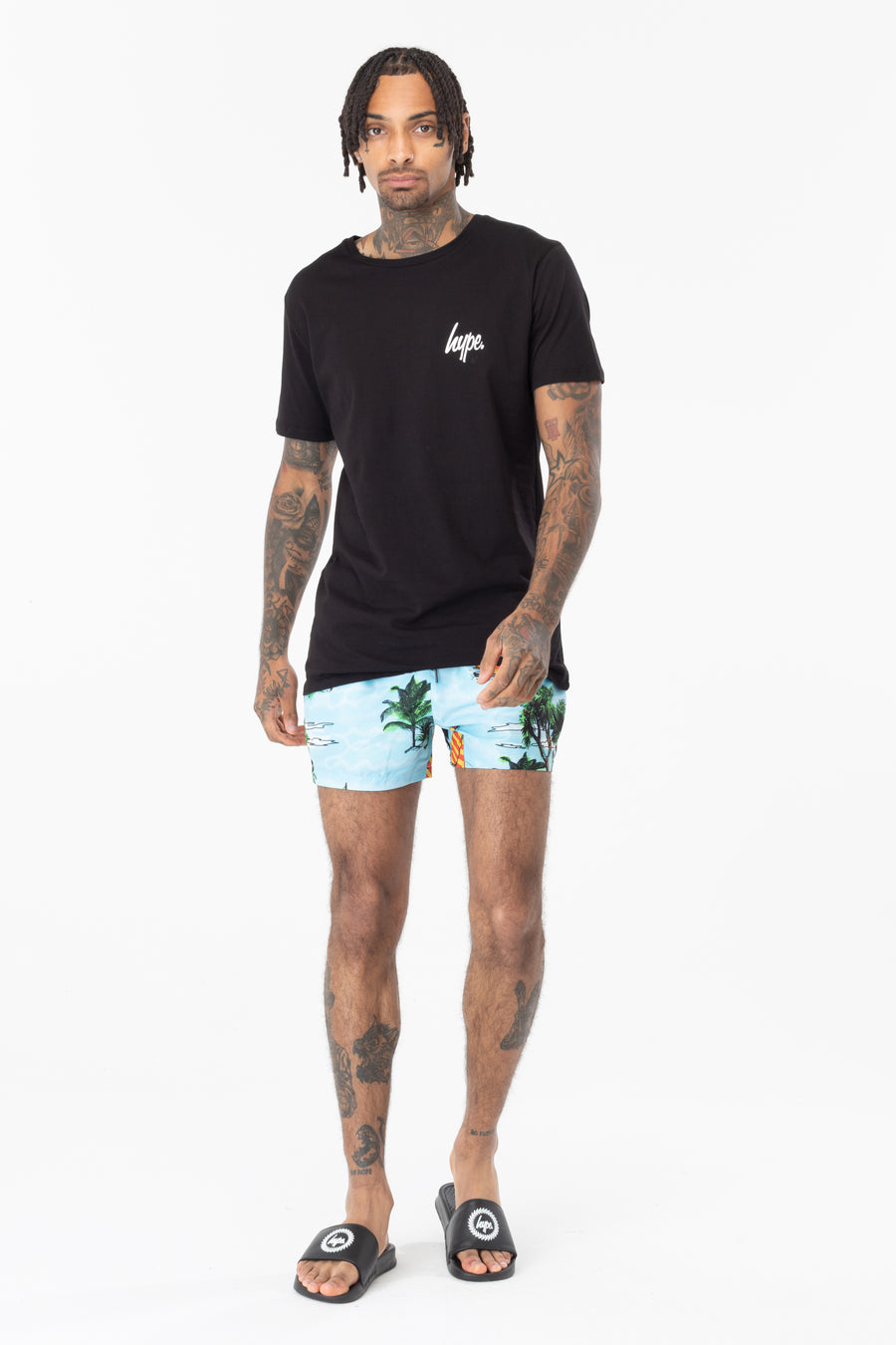 HYPE Men's Swim Shorts Island Life