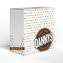 Mighty Milk Hot Chocolate Spoon Bundle 4 x 50g - DANNY'S Chocolates