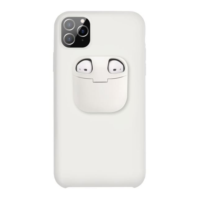 2-in-1 AirPods Phone Case