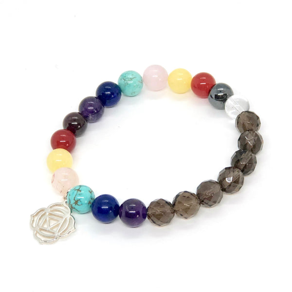 Root Chakra Bracelet with Charm