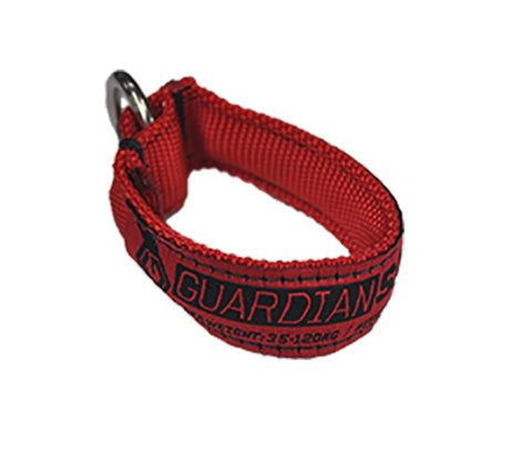Guardian Guardian Safety Webbing Loop w/ Metal Ring