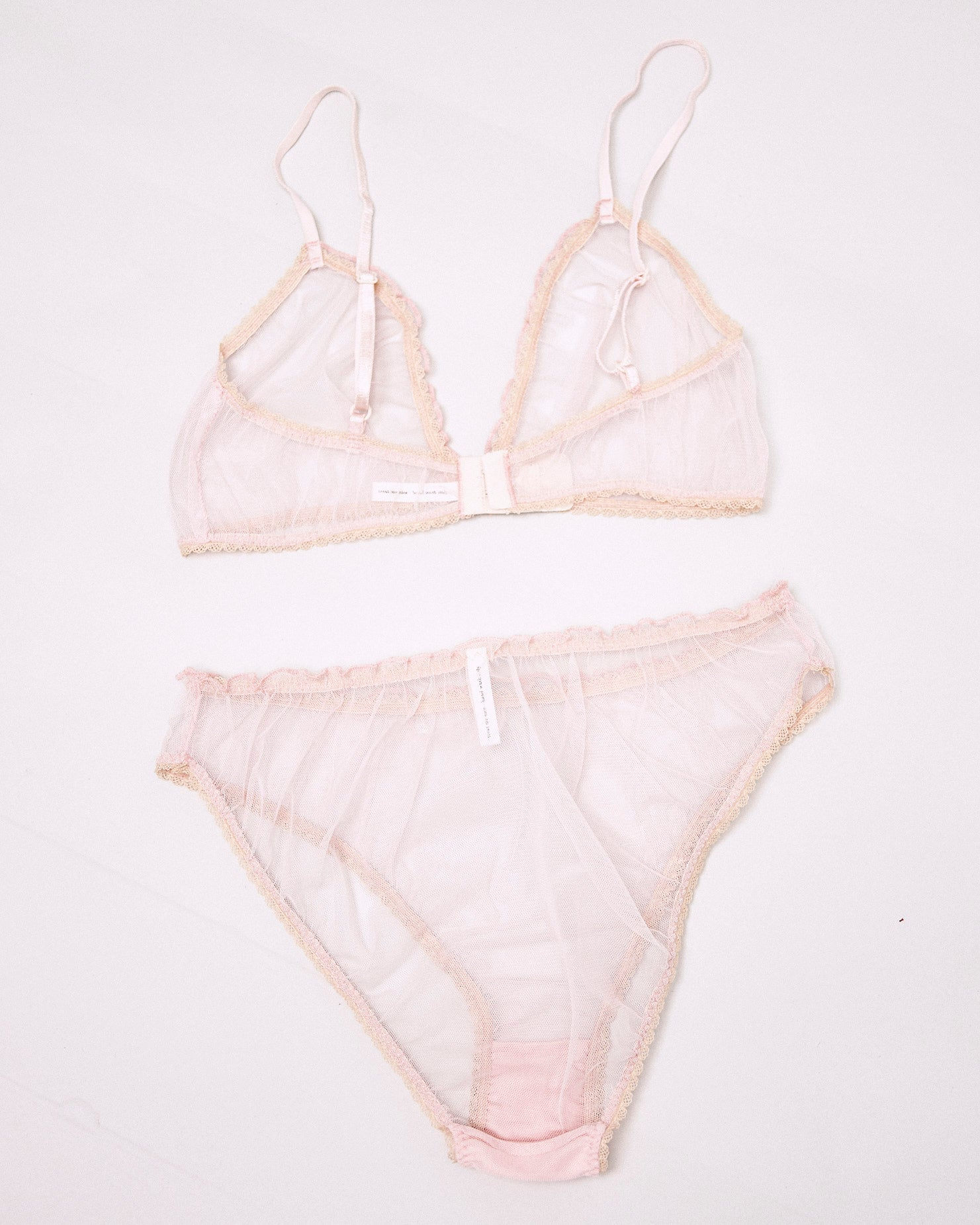 Vivi sheer lingerie set