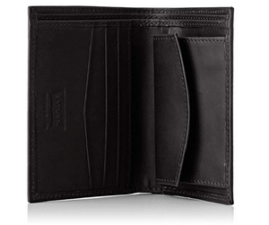 Levi's Casual Coin Wallet Bifold Black