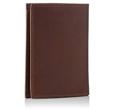 Levi's Casual Coin Wallet Bifold Brown