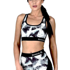 Reebok Womens Sports Crop Top LEANNA