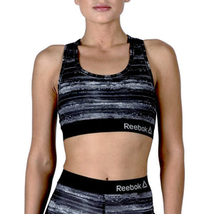 Reebok Womens Sports Crop Top LATOYA