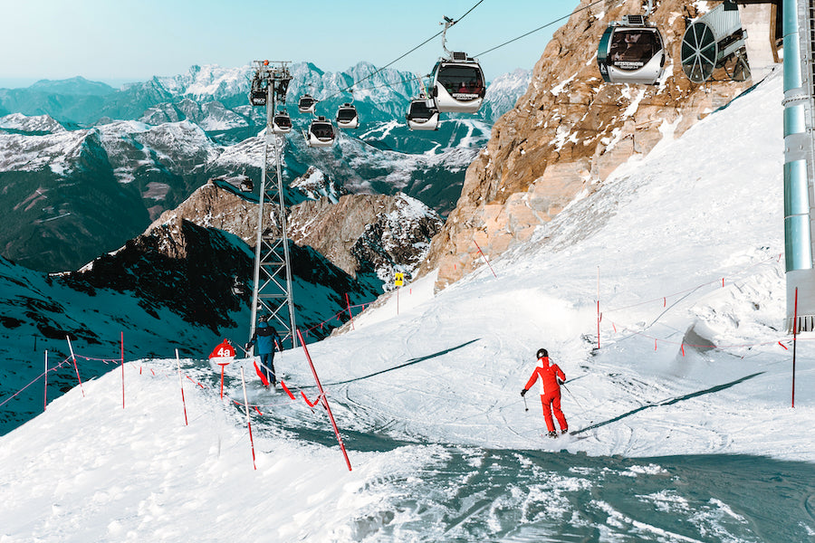 Most Dangerous Slopes to Try This Winter