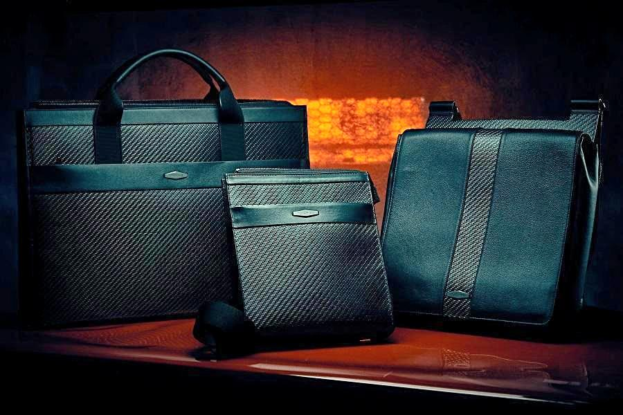 coldfire, men's leather bags, tote bags, document cases, business bags, messenger bags, carbon fiber, kangaroo leather