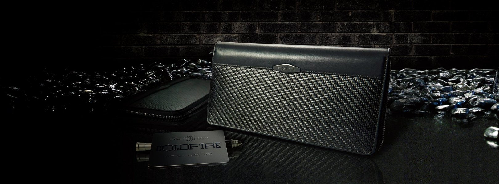 everyday carry EDC, carbon fiber wallets, slim wallets, tactical wallets, travel wallets, passport holders, bags, gt rebel, coldfire